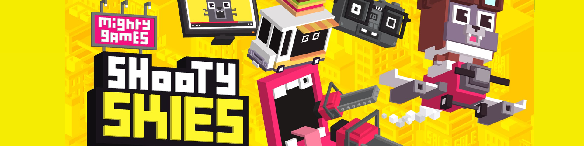 shooty skies secret characters