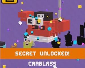 Crablass Shooty Skies Secret Character