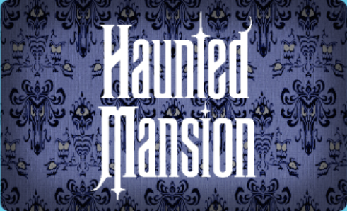 Haunted Mansion - Disney Crossy Road Secret Characters
