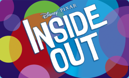 Inside Out - Disney Crossy Road Secret Characters