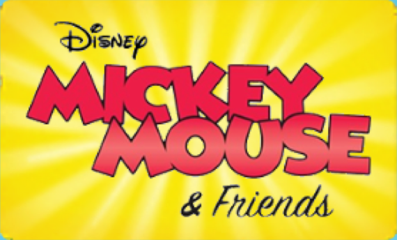 Mickey & Friend - Disney Crossy Road Secret Characters