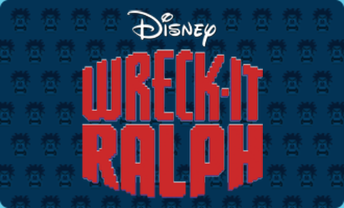 Wreck-it-Ralph - Disney Crossy Road Secret Character