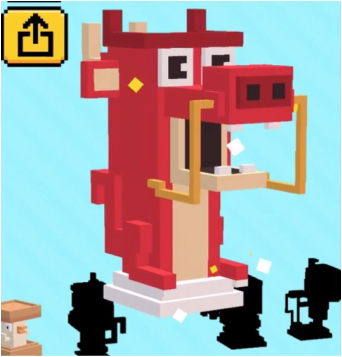 #15 Ya Zi - Shooty Skies Secret Character