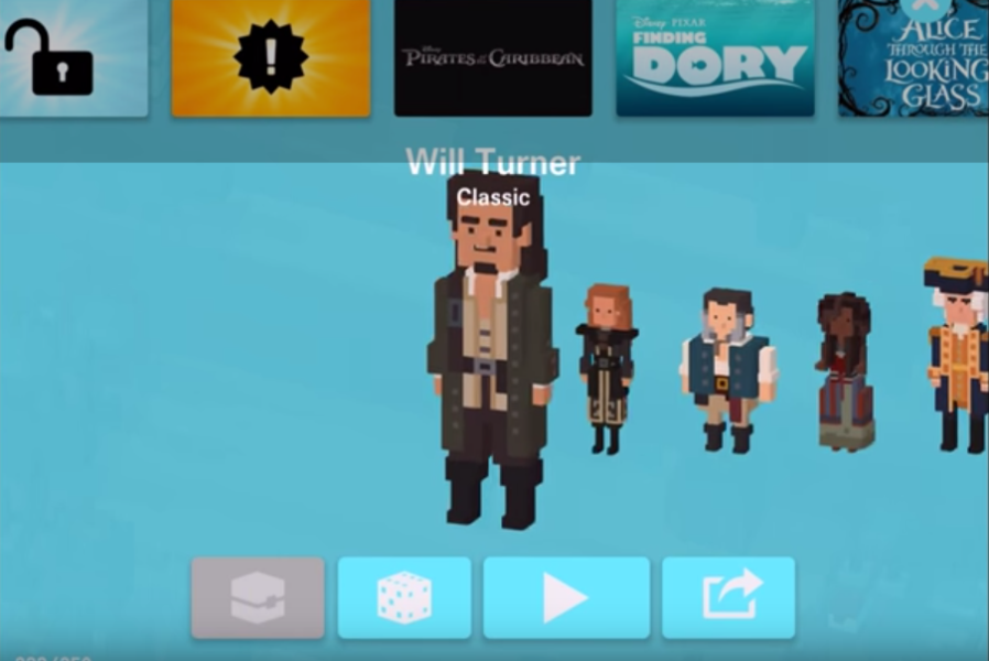 DISNEY CROSSY ROAD PIRATES OF THE CARIBBEAN UPDATE