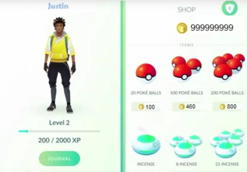 Unlimited Coins in Pokemon Go - Catch ALL POKEMON