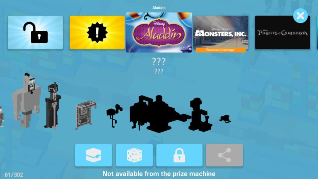 disney crossy road aladdin update secret characters